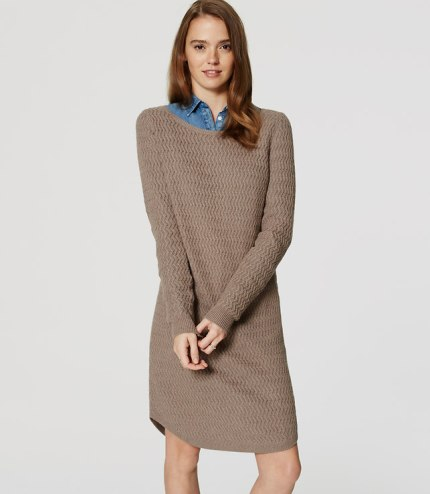 textured-sweater-dress